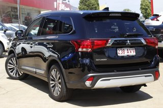 2020 Mitsubishi Outlander ZL MY21 Exceed AWD Black 6 Speed Constant Variable Wagon.