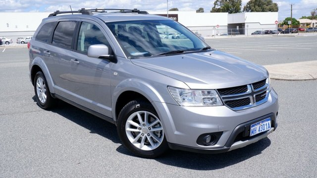 Used Dodge Journey JC MY16 SXT Maddington, 2015 Dodge Journey JC MY16 SXT Silver 6 Speed Automatic Wagon
