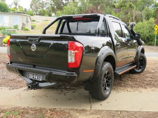 2020 Nissan Navara D23 S4 MY20 N-TREK Warrior Cosmic Black 7 Speed Sports Automatic Utility