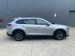 2020 Mazda CX-9 TC Sport SKYACTIV-Drive Sonic Silver 6 Speed Sports Automatic Wagon.