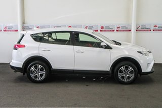 2016 Toyota RAV4 ZSA42R MY17 GX (2WD) Glacier White Continuous Variable Wagon
