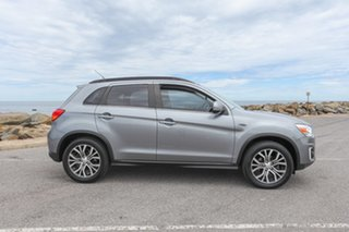 2015 Mitsubishi ASX XB MY15.5 XLS 2WD Grey 6 Speed Constant Variable Wagon.