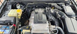 2009 Ford Falcon FG G6 Grey 6 Speed Sports Automatic Sedan.