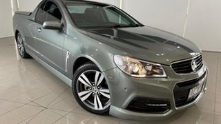 2015 Holden Ute VF MY15 SV6 Ute Grey 6 Speed Sports Automatic Utility.