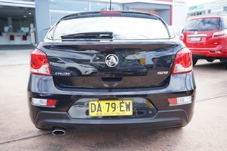 2015 Holden Cruze JH MY15 SRi Black 6 Speed Automatic Hatchback