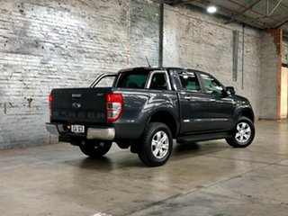 2019 Ford Ranger PX MkIII 2019.00MY XLT Hi-Rider Grey 6 Speed Sports Automatic Double Cab Pick Up