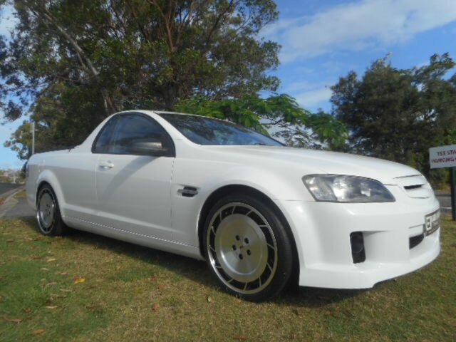Used Holden Commodore VE Omega Southport, 2008 Holden Commodore VE Omega 4 Speed Automatic Utility