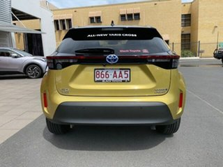 2020 Toyota Yaris Cross MXPJ10R Urban 2WD Tuscan Gold With Ink Roof 1 Speed Constant Variable Wagon