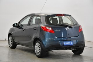 2012 Mazda 2 DE10Y2 MY12 Neo Grey 5 Speed Manual Hatchback