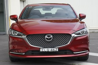 2020 Mazda 6 GL1033 Atenza SKYACTIV-Drive Soul Red Crystal 6 Speed Sports Automatic Sedan