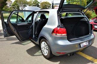 2009 Volkswagen Golf VI MY10 90TSI Trendline Grey 6 Speed Manual Hatchback