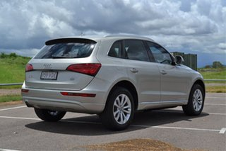 2014 Audi Q5 8R MY15 TDI S Tronic Quattro Silver 7 Speed Sports Automatic Dual Clutch Wagon