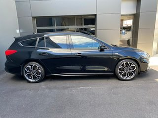 2019 Ford Focus SA 2019.25MY ST-Line Black 8 Speed Automatic Wagon