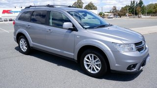 2015 Dodge Journey JC MY16 SXT Silver 6 Speed Automatic Wagon.
