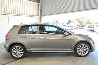 2016 Volkswagen Golf VII MY17 110TSI DSG Highline Grey 7 Speed Sports Automatic Dual Clutch