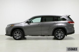 2019 Toyota Kluger GSU50R GXL (4x2) Grey 8 Speed Automatic Wagon