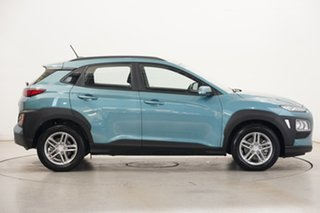 2018 Hyundai Kona OS MY18 Active 2WD Aqua 6 Speed Sports Automatic Wagon