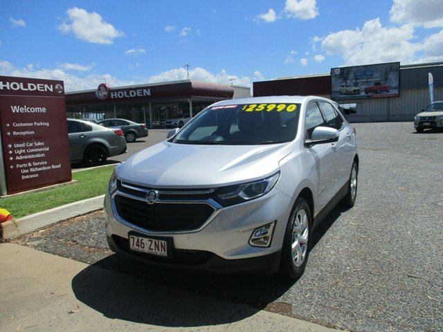 Used Holden Equinox EQ MY18 LT FWD North Rockhampton, 2019 Holden Equinox EQ MY18 LT FWD Nitrate 6 Speed Sports Automatic Wagon