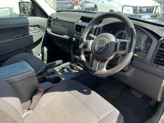 2012 Jeep Cherokee KK MY12 Sport (4x2) Grey 4 Speed Automatic Wagon