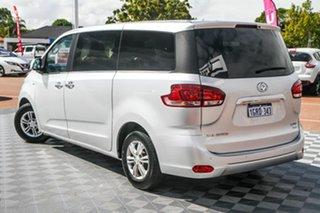 2018 LDV G10 SV7A Silver 6 Speed Sports Automatic Wagon.