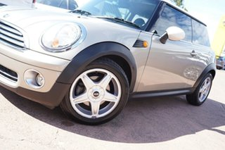 2009 Mini Cooper R56 Silver 6 Speed Automatic Hatchback.