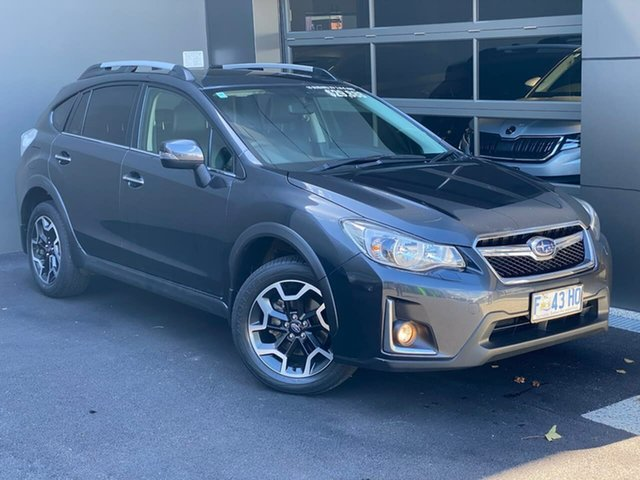 Used Subaru XV G4X MY16 2.0i-S Lineartronic AWD Hobart, 2016 Subaru XV G4X MY16 2.0i-S Lineartronic AWD Grey 6 Speed Constant Variable Wagon