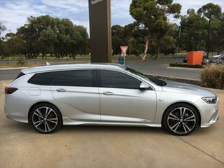 2018 Holden Commodore ZB MY18 RS-V Sportwagon AWD Nitrate Silver 9 Speed Sports Automatic Wagon.