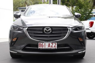 2020 Mazda CX-3 DK2W7A Akari SKYACTIV-Drive FWD Machine Grey 6 Speed Sports Automatic Wagon.