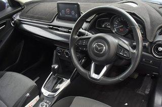 2018 Mazda 2 DL2SAA Maxx SKYACTIV-Drive Blue 6 Speed Sports Automatic Sedan