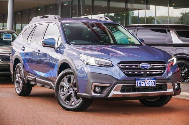 Demo Subaru Outback AWD Gosnells, 2021 Subaru Outback 6GEN AWD Grey Constant Variable SUV