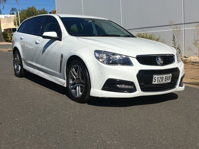 Used Holden Commodore VF MY14 SV6 Sportwagon Blair Athol, 2014 Holden Commodore VF MY14 SV6 Sportwagon 6 Speed Sports Automatic Wagon