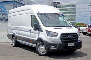 2020 Ford Transit VO 2020.50MY 430e High Roof White 10 Speed Automatic Van.