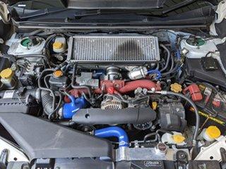 2015 Subaru WRX V1 MY16 STI AWD White 6 Speed Manual Sedan