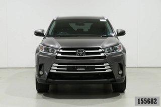 2019 Toyota Kluger GSU50R GXL (4x2) Grey 8 Speed Automatic Wagon.