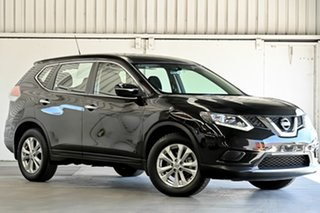 2014 Nissan X-Trail T32 ST X-tronic 4WD Black 7 Speed Constant Variable Wagon.