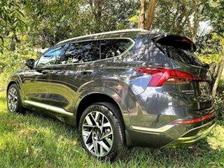 2020 Hyundai Santa Fe Tm.v3 MY21 Highlander DCT Lagoon Blue 8 Speed Sports Automatic Dual Clutch.