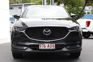 2020 Mazda CX-5 KF4WLA Akera SKYACTIV-Drive i-ACTIV AWD Jet Black 6 Speed Sports Automatic Wagon