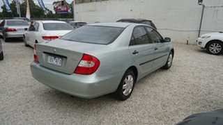 2004 Toyota Camry MCV36R Altise Green 4 Speed Automatic Sedan