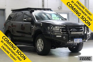 2019 Ford Everest UA II MY19 Trend (4WD 7 Seat) Grey 6 Speed Automatic SUV.