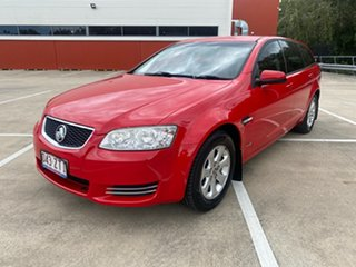 2012 Holden Commodore VE II MY12 Omega Red 6 Speed Automatic Sportswagon