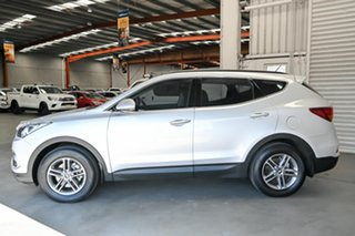 2016 Hyundai Santa Fe DM3 MY17 Active Silver 6 Speed Sports Automatic Wagon