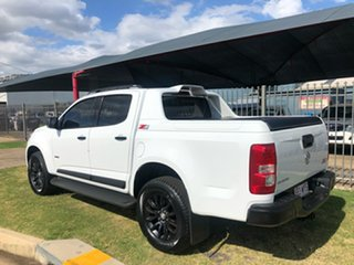 2016 Holden Colorado RG MY17 Z71 (4x4) White 6 Speed Automatic Crew Cab Pickup