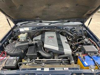 2005 Toyota Landcruiser UZJ100R GXL (4x4) Blue 5 Speed Automatic Wagon