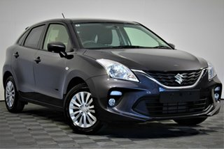 2020 Suzuki Baleno EW Series II GL Granite Grey 4 Speed Automatic Hatchback.