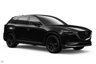 2020 Mazda CX-9 TC Black 6 Speed Sports Automatic Wagon.