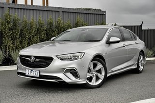 2018 Holden Commodore ZB MY18 RS-V Liftback AWD Silver 9 Speed Sports Automatic Liftback.