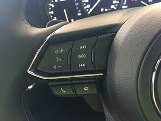 2020 Mazda CX-5 KF4WLA Akera SKYACTIV-Drive i-ACTIV AWD Jet Black 6 Speed Sports Automatic Wagon