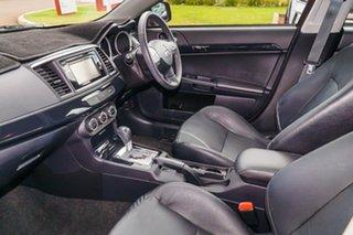 2012 Mitsubishi Lancer CJ MY13 LX Red 6 Speed Constant Variable Sedan
