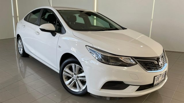 Used Holden Astra BL MY18 LS Deer Park, 2018 Holden Astra BL MY18 LS White 6 Speed Sports Automatic Sedan
