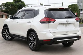 2019 Nissan X-Trail T32 Series II Ti X-tronic 4WD Ivory Pearl 7 Speed Constant Variable Wagon.